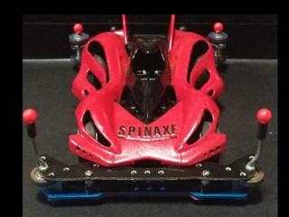 スピンアックスMK2 MS
